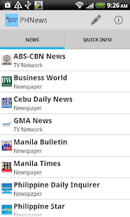 PHNews (Philippines News) - Apps on Google Play