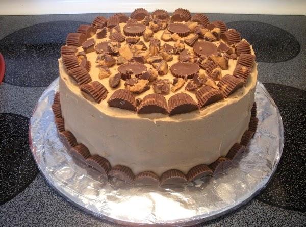 Reese's Chocolate Peanut Butter Cake Recipe