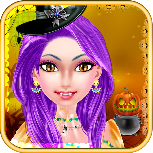 Crazy Halloween Girl Party (game)