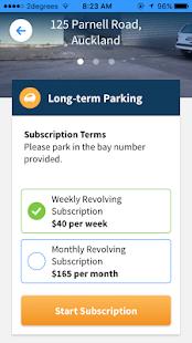 Parkable - náhled