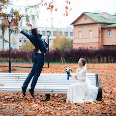 Wedding photographer Roman Kondratev (21roman21). Photo of 07.12.2016