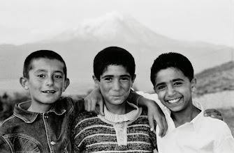 Photo: Boys, from Ararat series, 2007