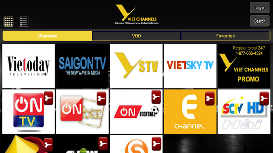 Viet Channels - Apps on Google Play