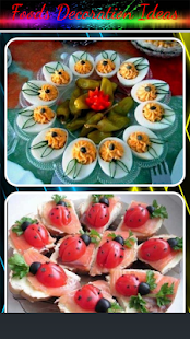 Foods Decoration Ideas - náhled