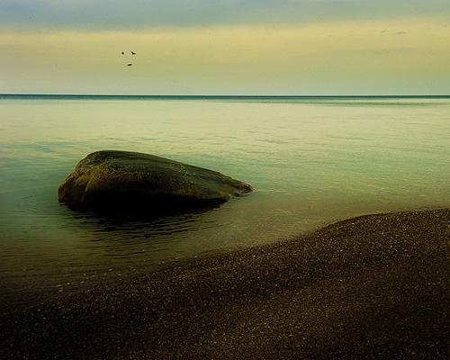 Photo: Lake Huron