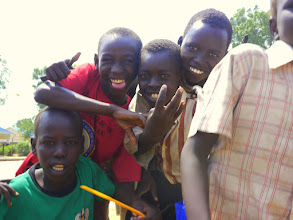 Photo: the future of South Sudan