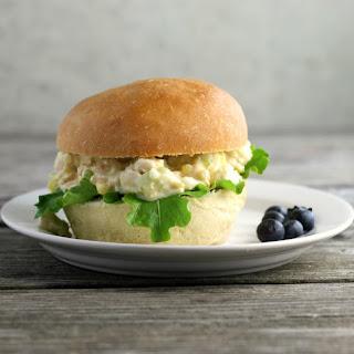 Tuna Egg Salad