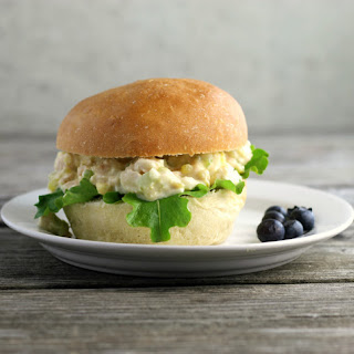 Tuna Egg Salad.