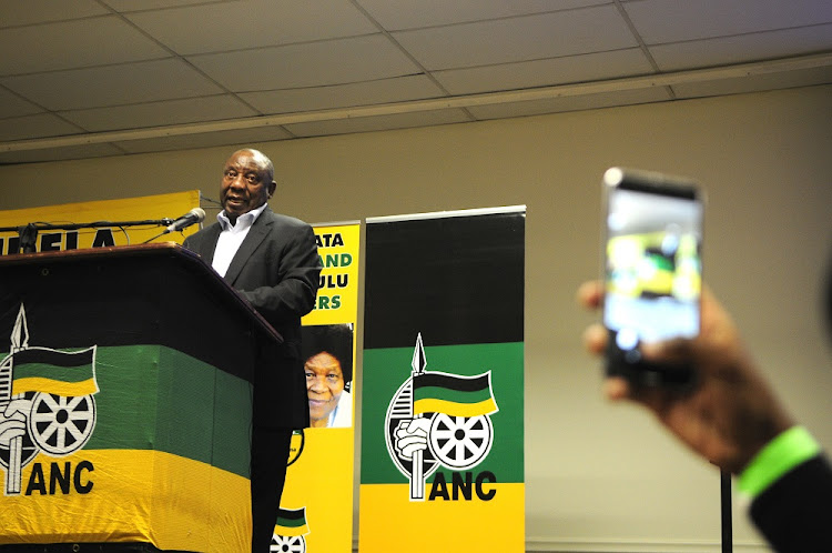 President Cyril Ramaphosa announced that his party, the ANC, resolved to push for the Constitution to be amended to allow for land expropriation without compensation.