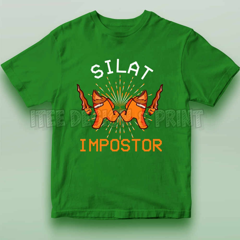 Pencak Silat Among Us Impostor 20