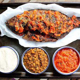 Grilled Fish Seasoning Recipes.