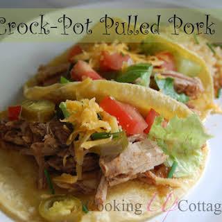 Crock-Pot Pulled Pork.