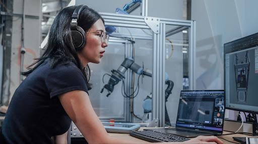 Our robot lab in Munich