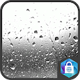 Raindrops Live Wallpaper Lock Screen apk