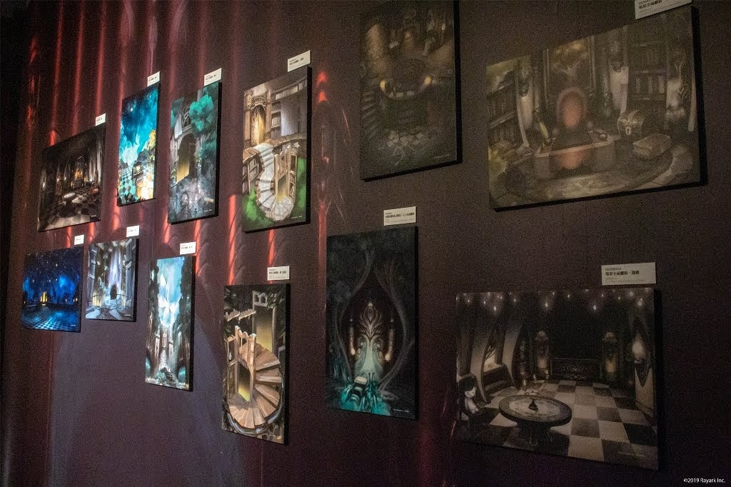 [迷迷動漫] 「DEEMO特展」開跑 展出多樣動畫手稿與設定圖 體驗PlayStation 4新作