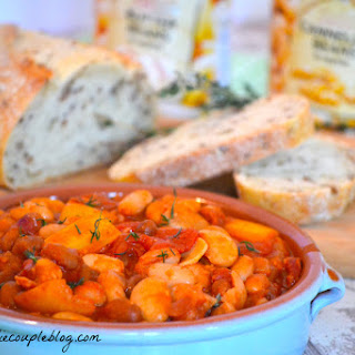 Smoky Chorizo and Three Bean Stew
