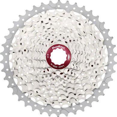 Sun Race MX8 11-Speed 11-42T Cassette - Silver