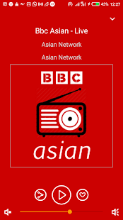 Radio for BBC Asian Network - náhled