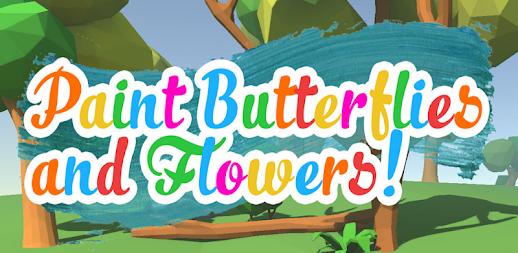 AR Butterflies and Flowers APK