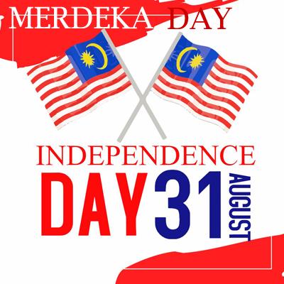 Kad Ucapan Sempena Hari Kemerdekaan