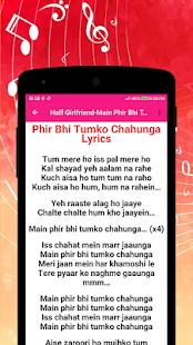 Bollywood Song Lyrics 2017 - náhled
