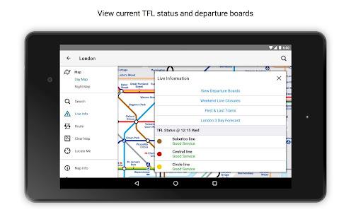 Tube Map London Underground 23