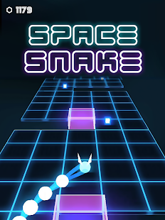 Space Snake Screenshot