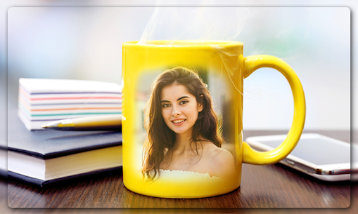 Coffee Mug Photo Frames 5