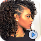 African Curly Hairstyle Android apk