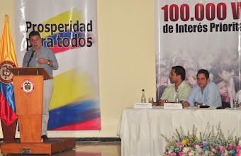 Photo: Fotografías: Cortesía Jimmy González - Gobernación del Cesar