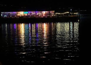 Photo: Reflections on Lake Kinneret / Sea of Galilee