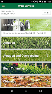 LawnStarter- screenshot thumbnail