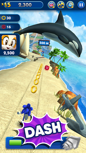 Download Game Sonic Dash – Endless Running Dan Racing Game