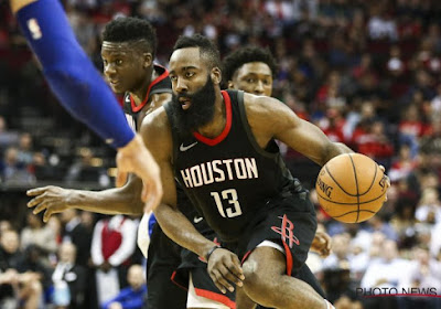 NBA: Houston Rockets roepen Boston Celtics een halt toe