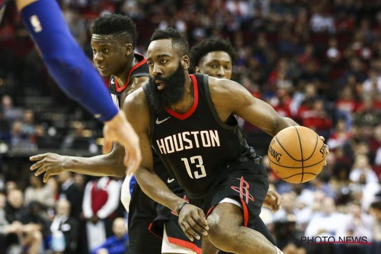 NBA: Houston Rockets roepen Boston Celtics een halt toe