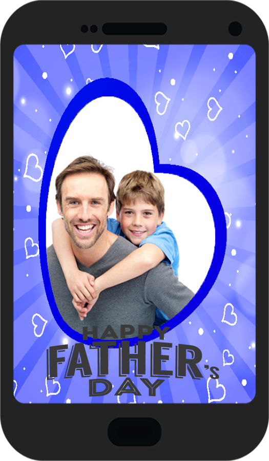 Father's Day Photo Frames- screenshot
