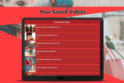 Download HD Videos Free : Video Downloader App 7.1.2 screenshots 7