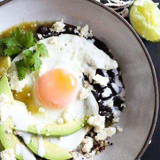 Quinoa Huevos Rancheros Bowls.