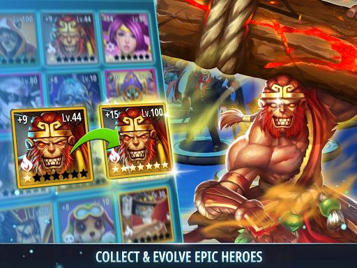 I Am Hero: Crypto Battles  trampa 8