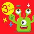3rd Grade Math Games icon