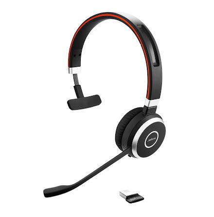 Headset Jabra Evolve 65 UC Mon