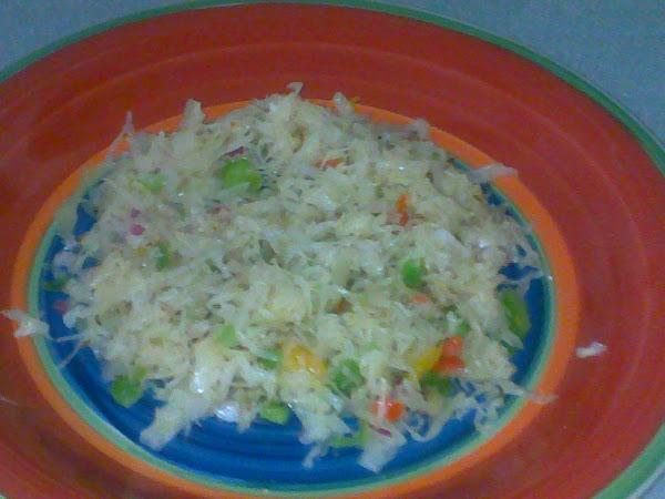 Sauer Kraut Salad Recipe