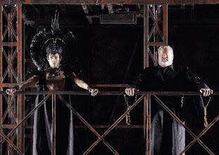 Photo: ARMIDE. Premiere an der Wiener Staatsoper am 16.10.2016. Inszenierung: Ivan Alexandre. Gaelle Arquez, Paolo Rumetz. Copyright; Michael Pöhn/ Wiener Staatsoper