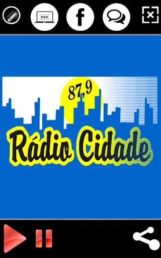 Ru00e1dio Cidade FM Crixu00e1s 1.05 screenshots 1