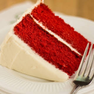 Red Velvet Cake With Cake Mix Recipes.