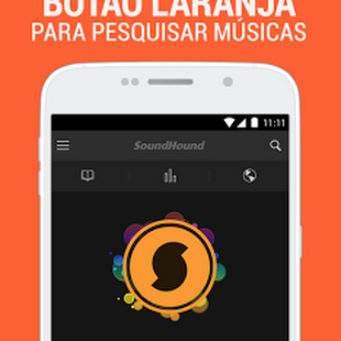 Download SoundHound v8.0.1 APK Full Grátis - Aplicativos Android