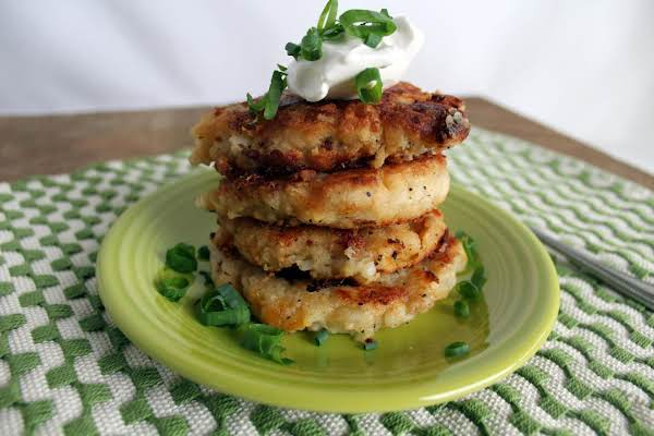 Post Thanksgiving Potato Pancakes Recipe