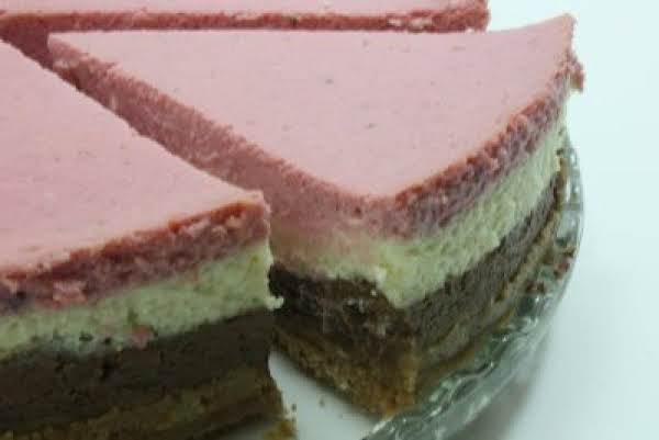 Neapolitan Cheesecake Recipe