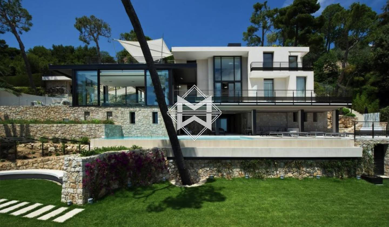 Villa avec jardin et terrasse Villefranche-sur-Mer