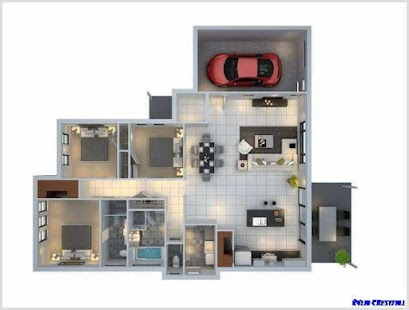 Fine 3D Home Plan Design Ideas Android Apps On Google Play Largest Home Design Picture Inspirations Pitcheantrous